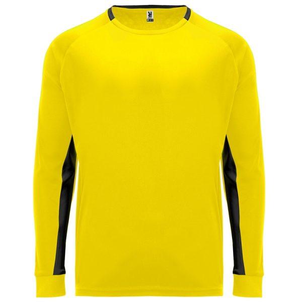 Camiseta Portero Porto Roly - Amarillo/Negro