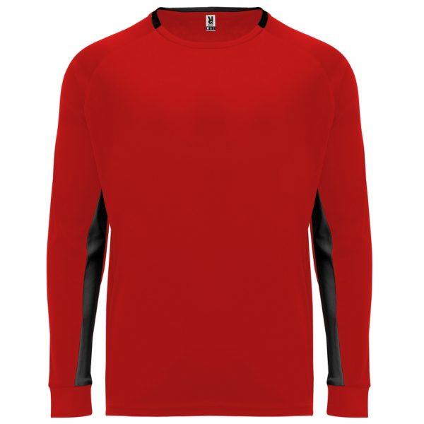 Camiseta Portero Porto Roly - Rojo/Negro