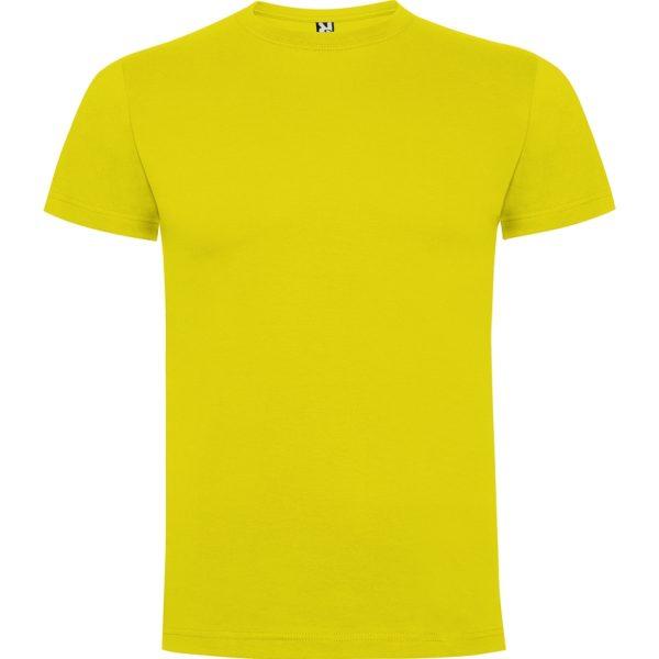 Camiseta Dogo Premium Roly - Amarillo