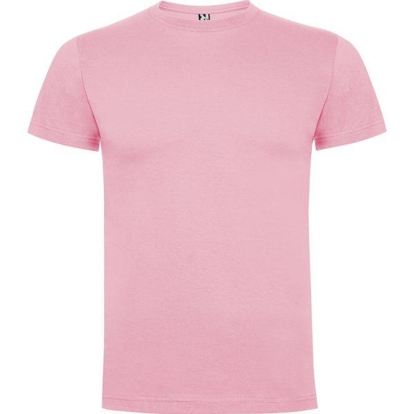 Camiseta Dogo Premium Roly - Rosa Claro