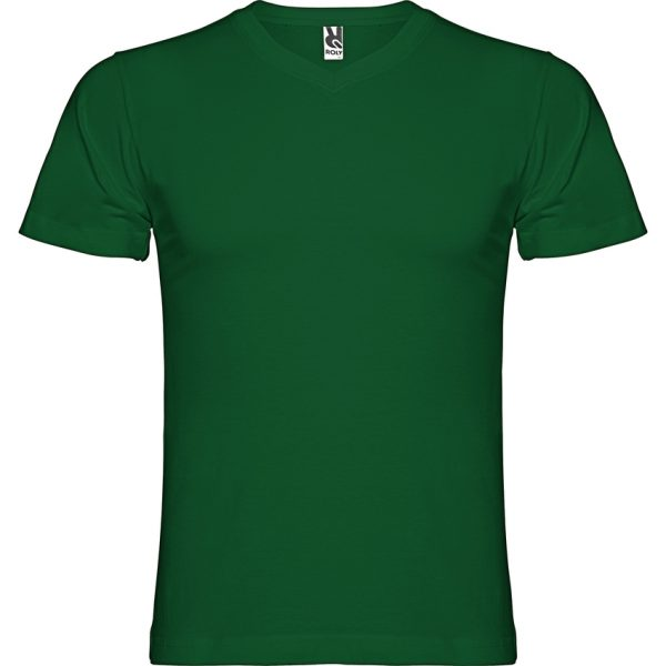 Camiseta Samoyedo Roly - Verde Botella
