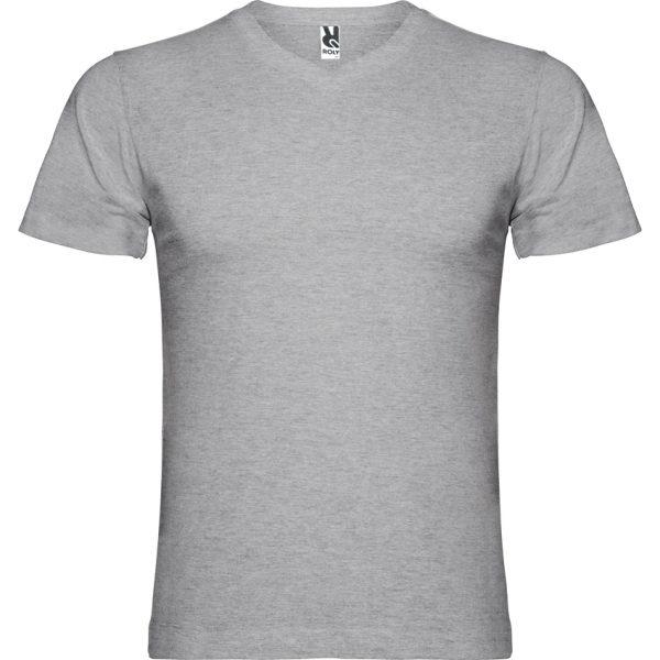 Camiseta Samoyedo Roly - Gris Vigoré