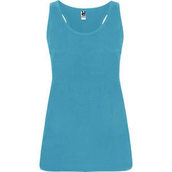 Camiseta Brenda Roly - Turquesa