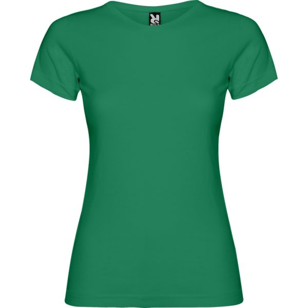 Camiseta Jamaica Roly - Verde Kelly