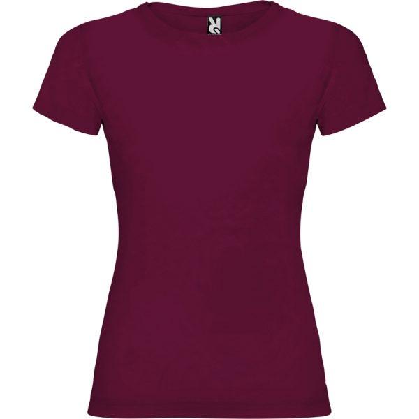 Camiseta Jamaica Roly - Burgundy