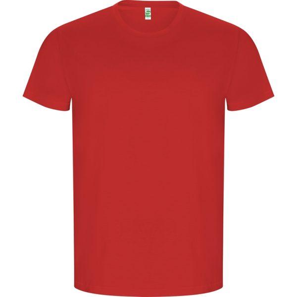 Camiseta Golden Roly - Rojo