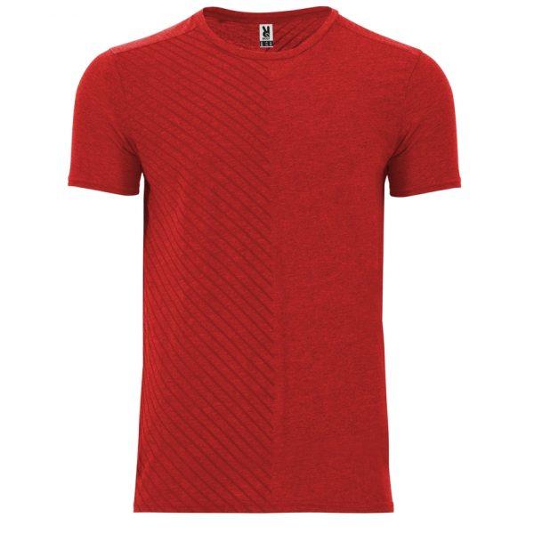 Camiseta Baku Roly - Rojo Vigore