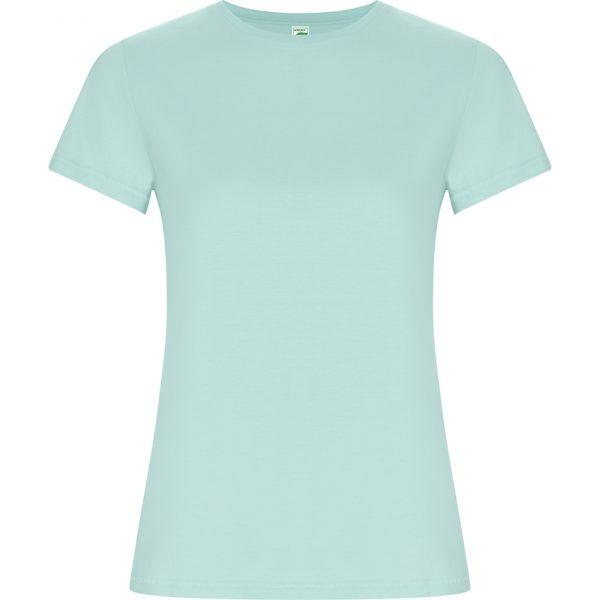 Camiseta Golden Woman Roly - Verde Menta