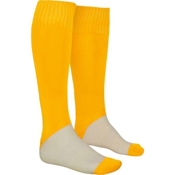 Calcetas Deportivas Soccer Roly - Amarillo