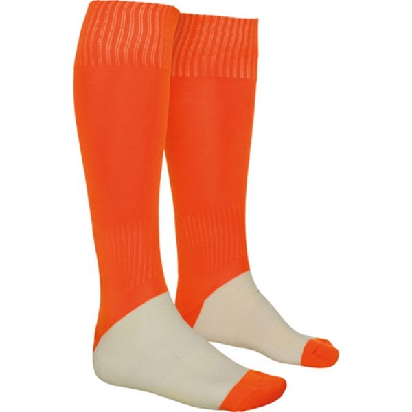 Calcetas Deportivas Soccer Roly - Naranja