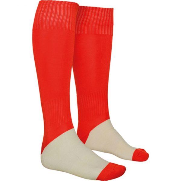 Calcetas Deportivas Soccer Roly - Rojo