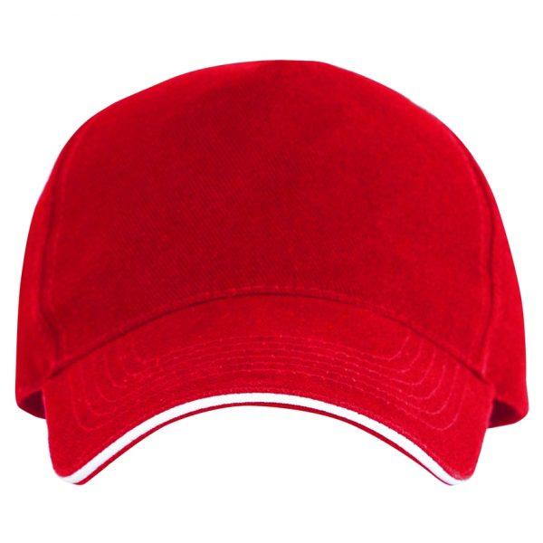 Gorra Eris Roly - Rojo
