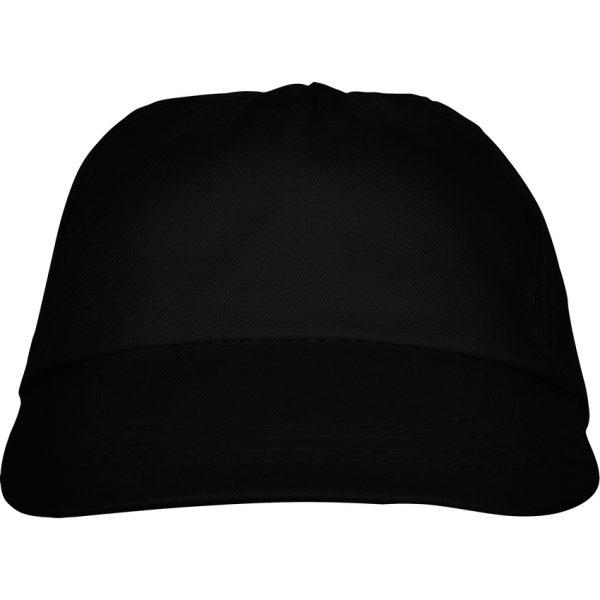 Gorra Basica Roly - Negro