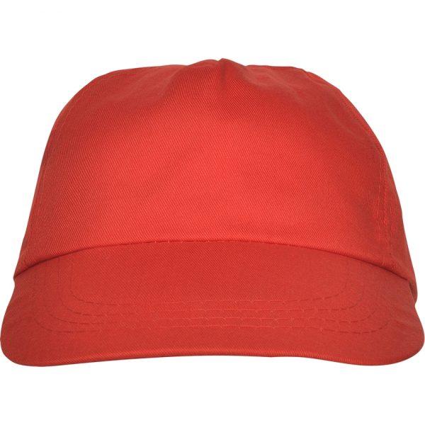 Gorra Basica Roly - Rojo