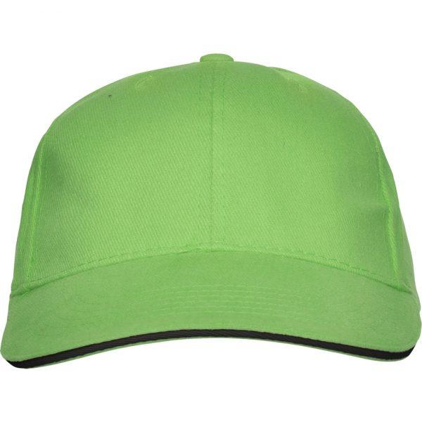 Gorra Panel Roly - Verde Oasis