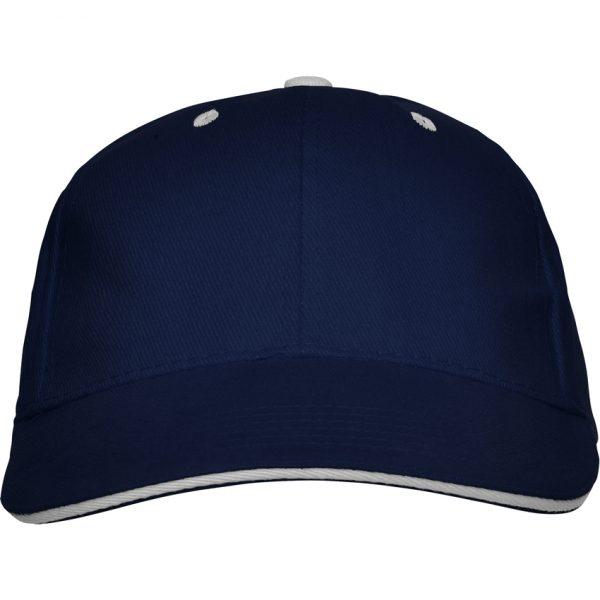 Gorra Panel Roly - Azul Marino