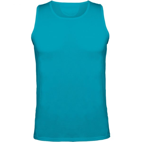 Camiseta Técnica Andre Roly - Turquesa