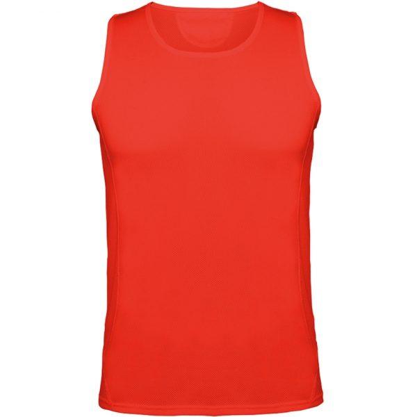 Camiseta Técnica Andre Roly - Rojo