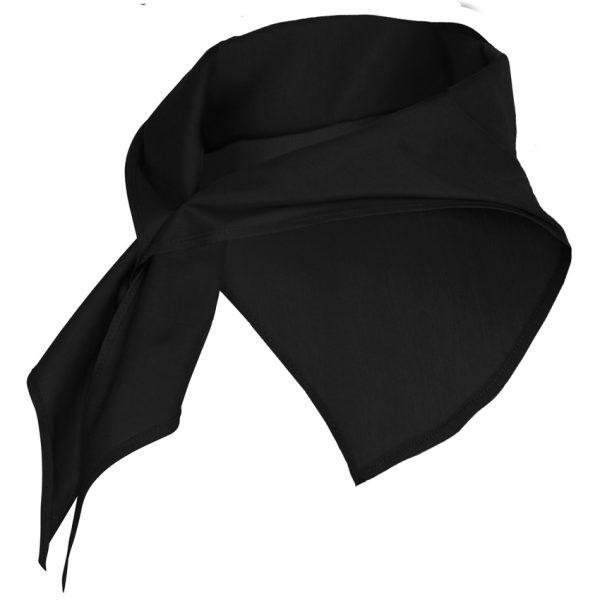 Pañuelo Triangular Jaranero Roly - Negro
