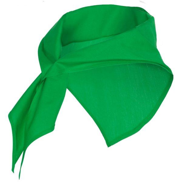 Pañuelo Triangular Jaranero Roly - Verde Irish