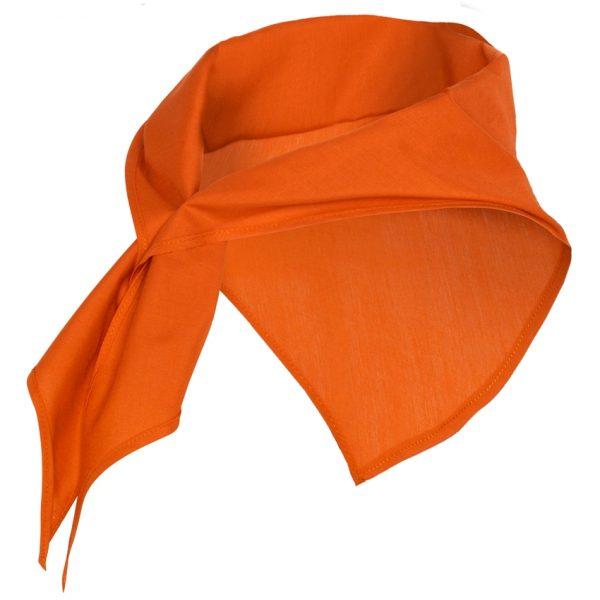 Pañuelo Triangular Jaranero Roly - Naranja
