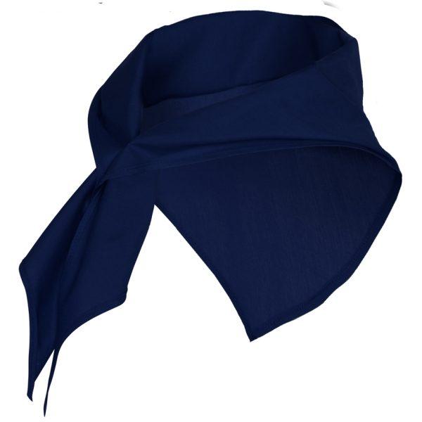 Pañuelo Triangular Jaranero Roly - Azul Marino