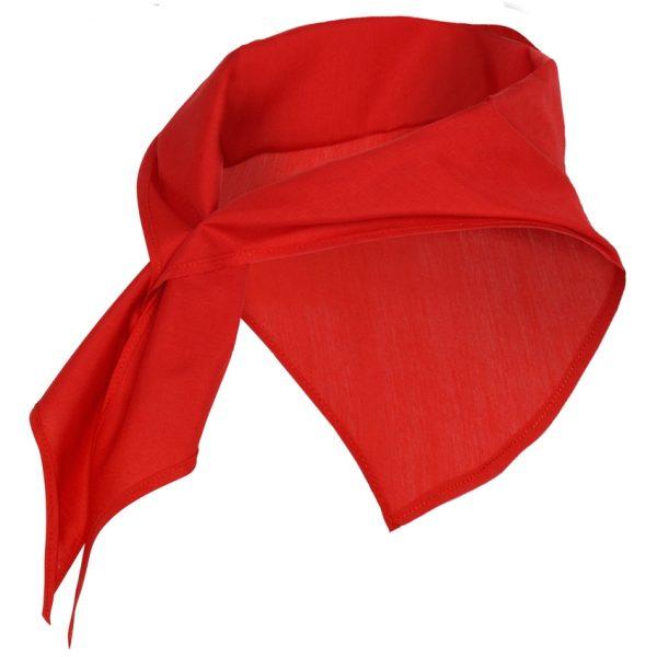 Pañuelo Triangular Jaranero Roly - Rojo