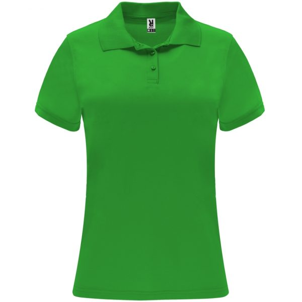 Polo Técnico Monzha Woman Roly - Verde Helecho