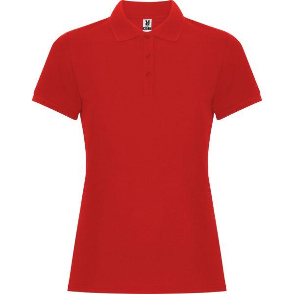 Polo Pegaso Woman Premium Roly - Rojo