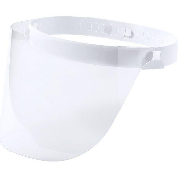Pantalla Facial Niño Tundex Makito - Blanco