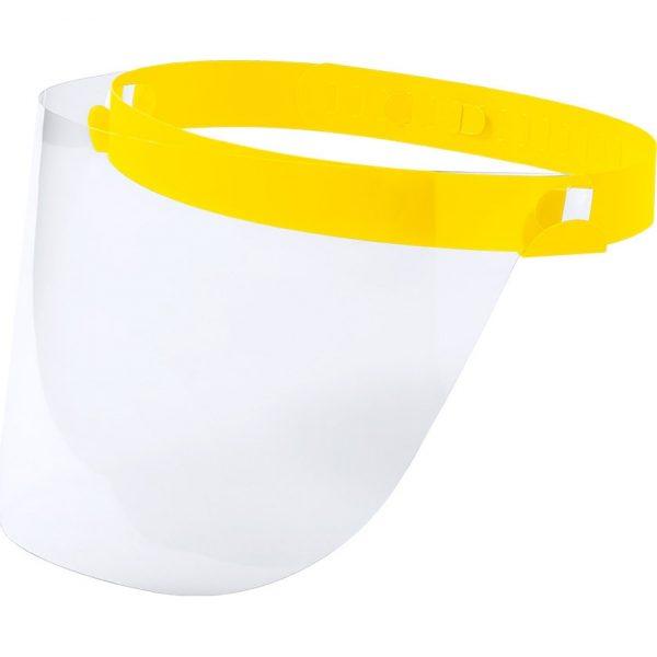 Pantalla Facial Niño Tundex Makito - Amarillo