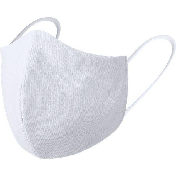 Mascarilla Higiénica Reutilizable Liriax Makito - Blanco