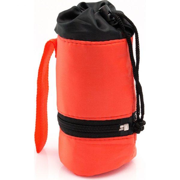Nevera Bote Extensible Makito - Rojo