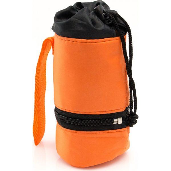 Nevera Bote Extensible Makito - Naranja