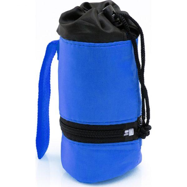Nevera Bote Extensible Makito - Azul