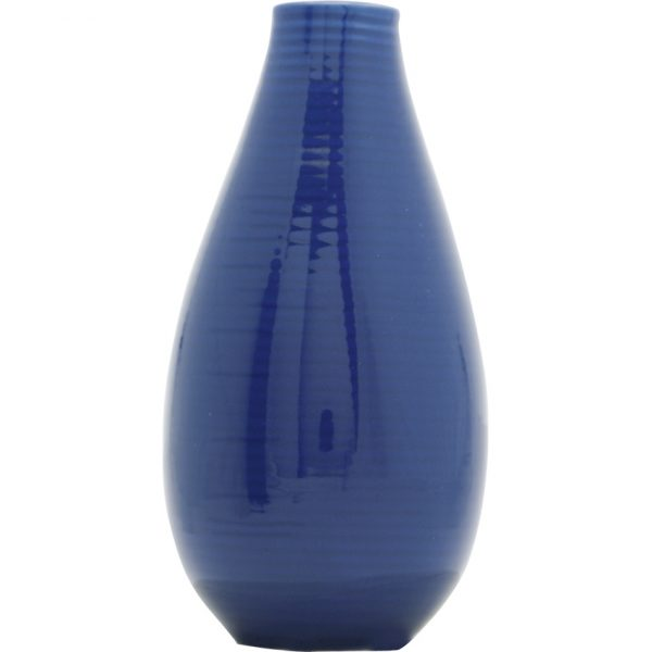 Jarrón Celane Makito - Azul