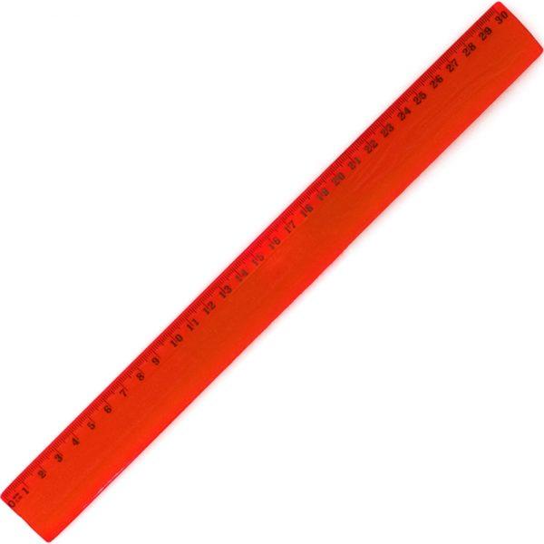 Regla Flexor Makito - Rojo