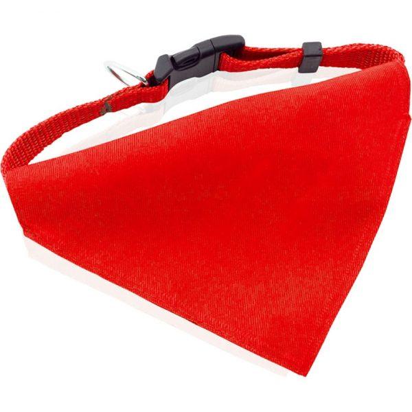 Collar Bandana Roco Makito - Rojo
