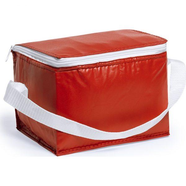 Nevera Coolcan Makito - Rojo