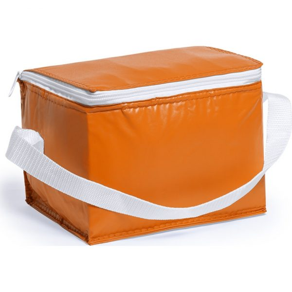 Nevera Coolcan Makito - Naranja
