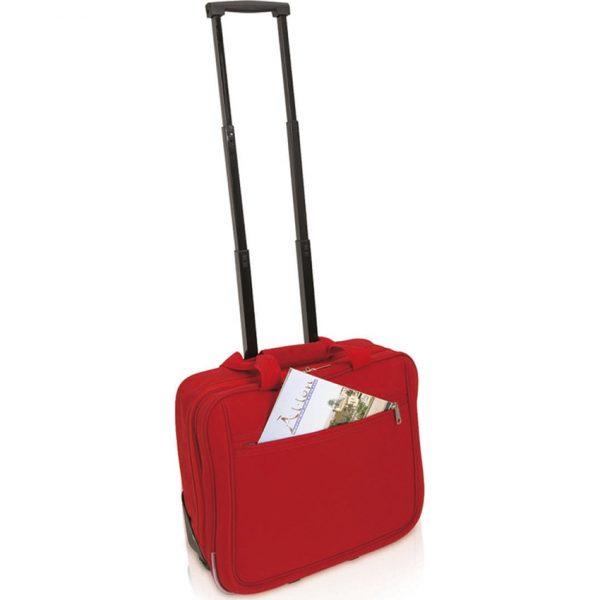 Trolley Cubic Makito - Rojo