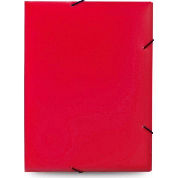Carpeta Alpin Makito - Rojo