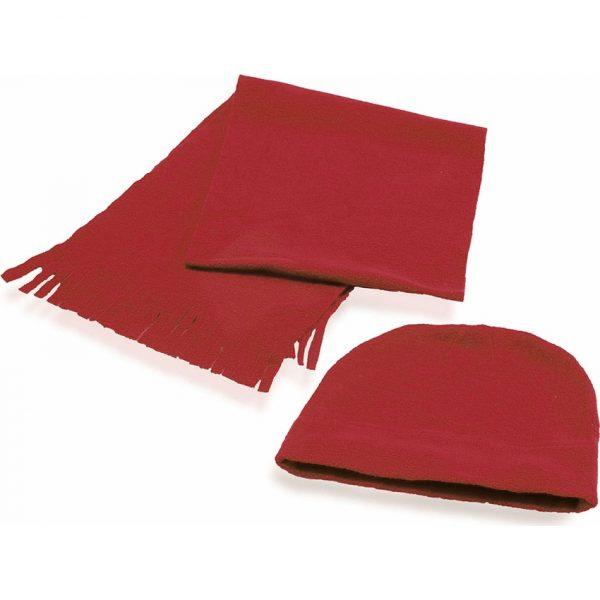 Set Estepa Makito - Rojo