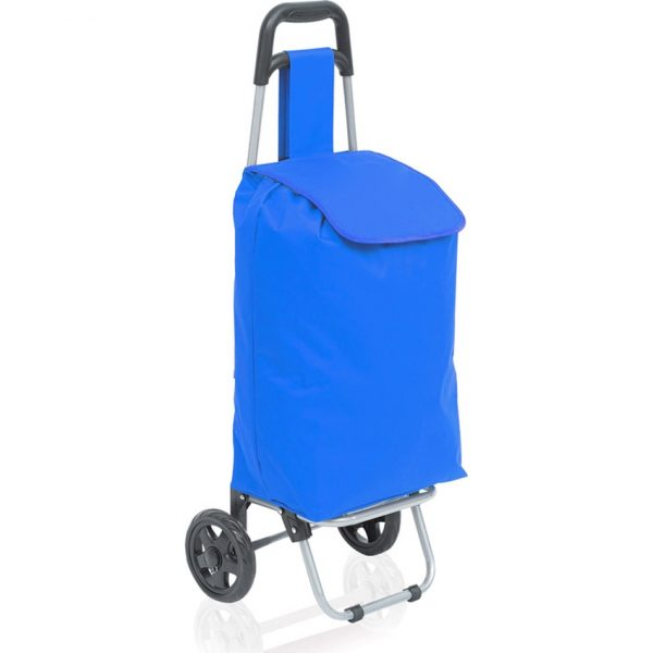 Carro Compra Max Makito - Azul