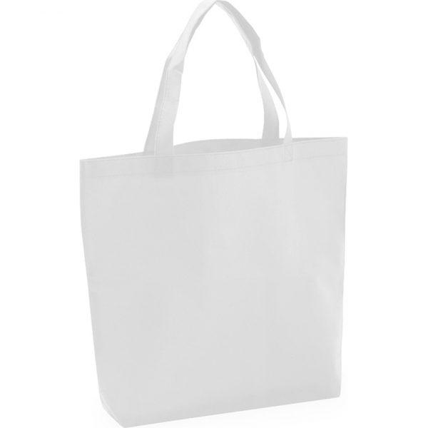 Bolsa Shopper Makito - Blanco