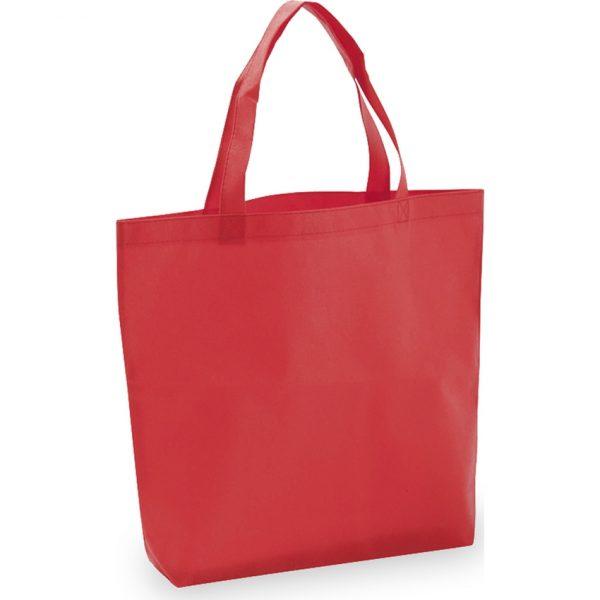 Bolsa Shopper Makito - Rojo