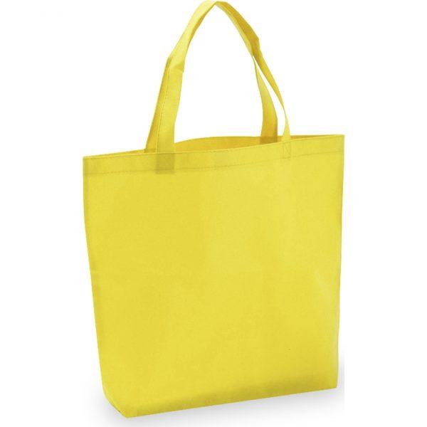Bolsa Shopper Makito - Amarillo