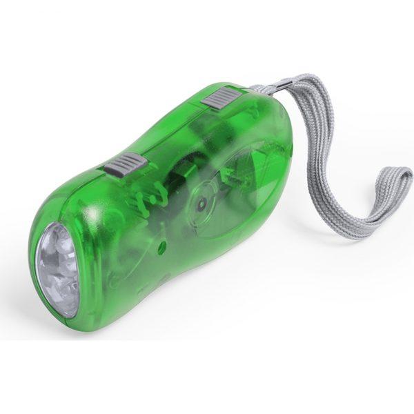 Linterna Triled Makito - Verde