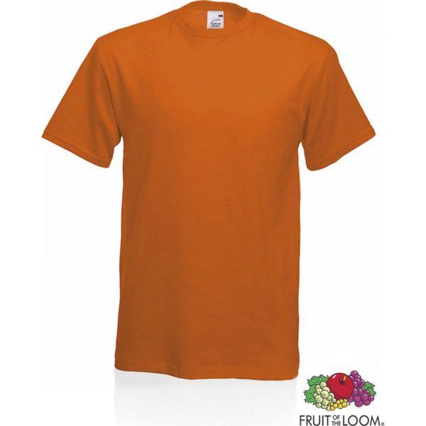 Camiseta Adulto Color Original Makito - Naranja