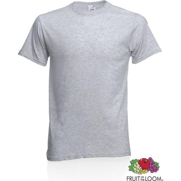 Camiseta Adulto Color Original Makito - Gris
